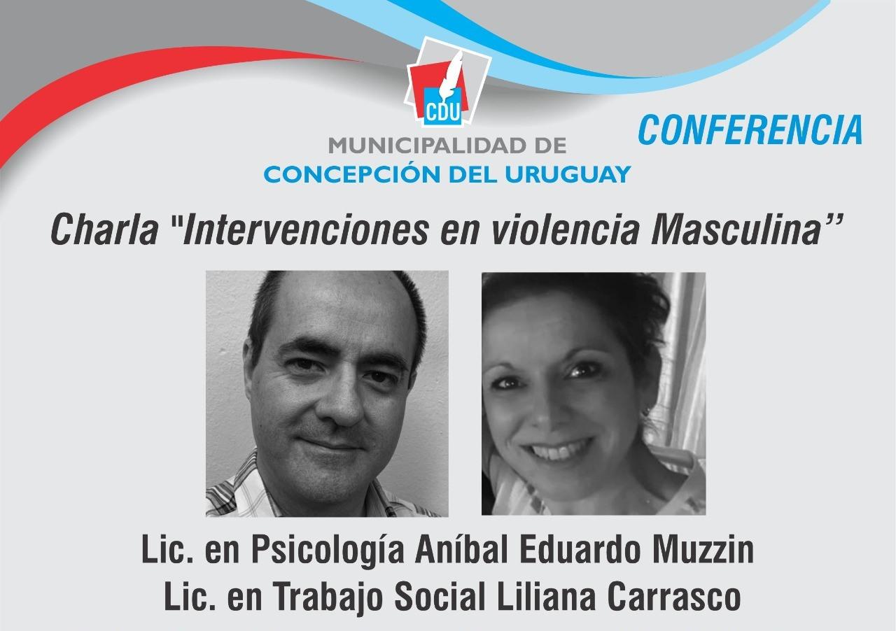 Perspectiva de género: capacitarán sobre violencia masculina en Concepción del Uruguay - Análisis Digital