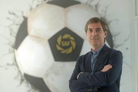 """El presidente de Superliga contó que """"la idea es que haya tres descensos"""" desde la próxima"""