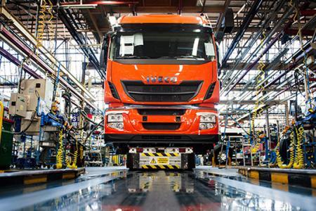 Producción Iveco