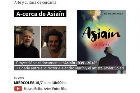 """""""A -cerca de Asiaín"""""""