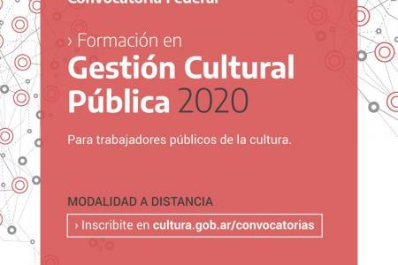 """""""Gestión Cultural Pública"""""""