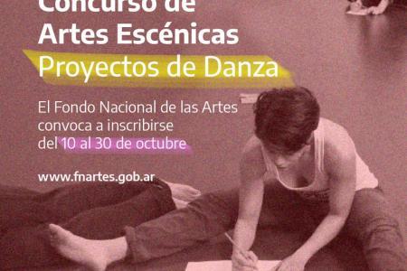 Concurso de Proyectos de Obras de Danza