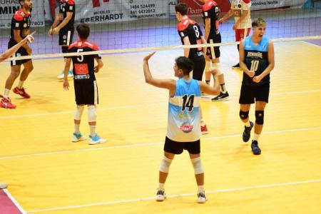 Vóley: suspendieron el partido de Echagüe por un caso de Covid-19 en su rival