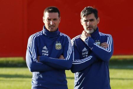 """""""Scaloni hoy es el entrenador porque se lo ganó"""", destacó el 'Ratón' Ayala"""
