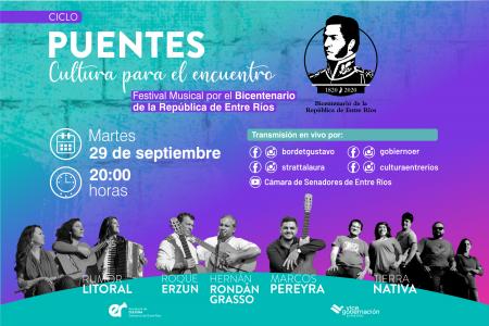 Festival musical virtual
