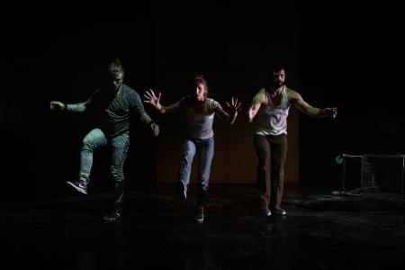 Encuentro de Teatro de Movimiento