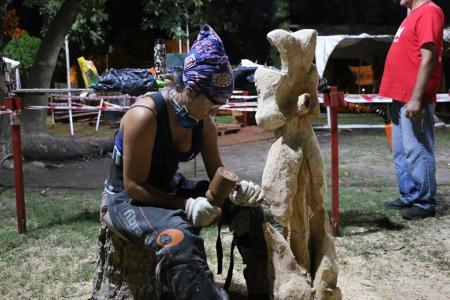 I Encuentro Virtual Internacional de Tallistas y Escultores