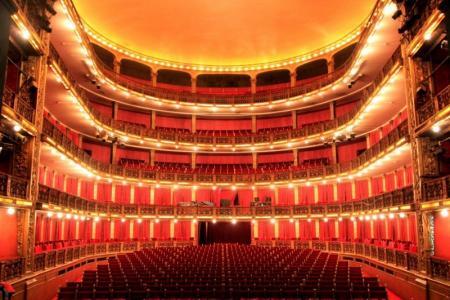 """""""Nuestro teatro"""""""