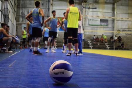 Paracao abrirá la temporada de la Liga de Vóleibol Argentina