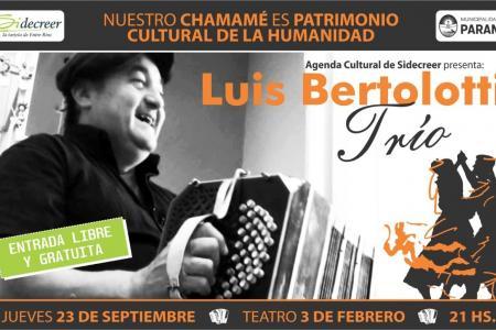Luis Bertolotti Trío