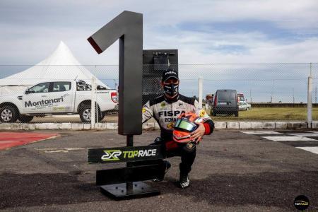Franco Girolami marcó el ritmo en la clasificación del Top Race en Paraná