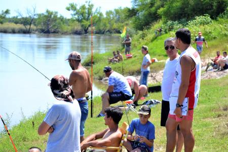 torneo pesca Urdinarrain