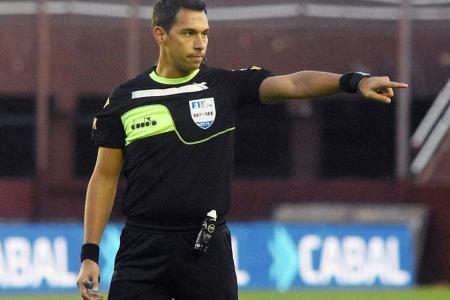 Facundo Tello será el árbitro de Patronato-Vélez en el cierre de la primera fase