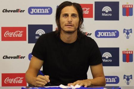 Tigre seguirá contando con el crespense Sebastián Prediger hasta fin de año