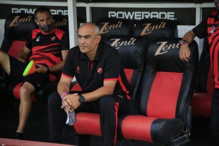 """Iván Delfino: """"Pretendíamos sacar muchos más puntos y no lo pudimos hacer"""""""