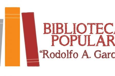 "Biblioteca Popular ""Rodolfo A. García"""