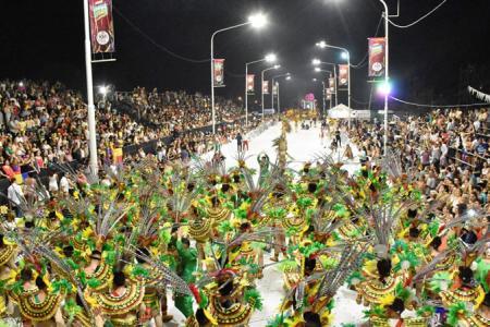 Carnaval en Concordia