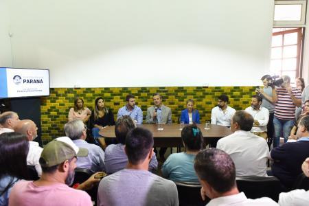 Consejo contra el Hambre en Paraná
