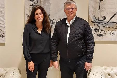 Alejandro Canevasio y María Marta Simón conducirán los destinos del Colegio de la Abogacía de la provincia.