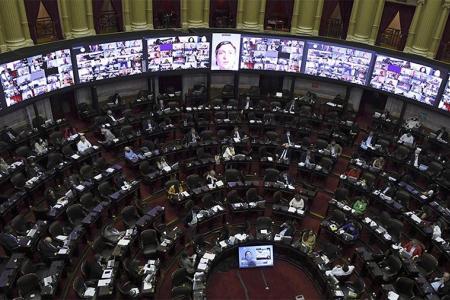 La Cámara de Diputados abrirá la semana próxima el debate en comisiones del proyecto de interrupción voluntaria del embarazo.