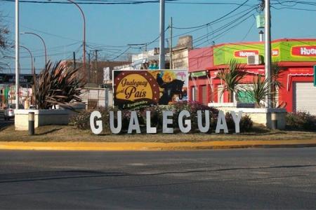 Gualeguay acceso