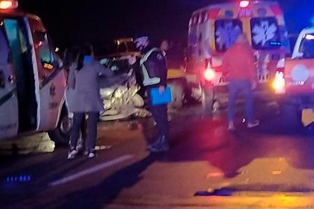 accidente ruta 168 (Foto: Santa Fe Emergencias)