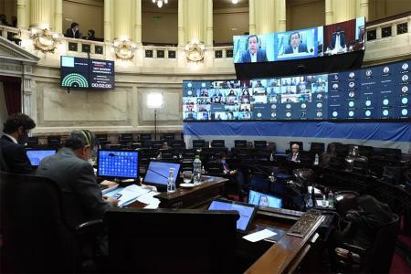 El Senado avanzó con el proyecto para reducir la mayoría necesaria para nombrar al nuevo Procurador.