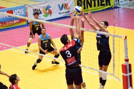 Echagüe voleibol