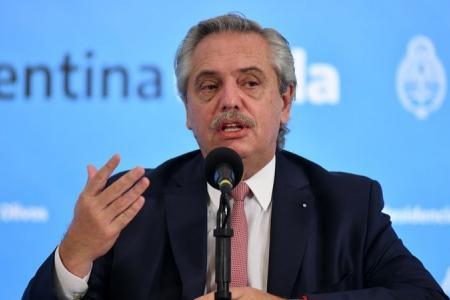 Fernández ratificó la suspensión de las clases presenciales en el AMBA