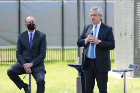 El Presidente anunció apoyo económico a Santa Fe para combatir la inseguridad