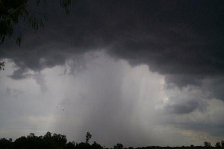lluvias y tormenta