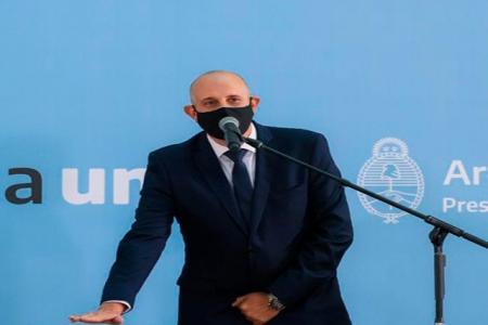 Ministro de Transporte Alexis Guerrera