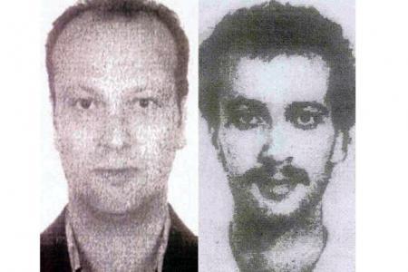 El terrorista Salman El Reda