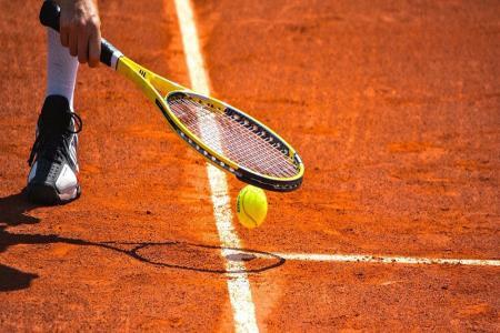 En San Benito habilitaron la práctica del tenis