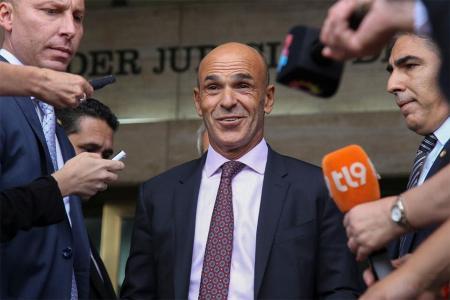 Gustavo Arribas, ex titular de la AFI, seriamente comprometido por las escuchas ilegales ordenadas durante el gobierno de Mauricio Macri.