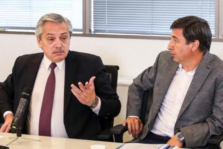 Alberto Fernández reconoció que Daniel Arroyo podría ocupar la cartera de Desarrollo Social, aunque admitió que todavía no le ofreció el cargo.