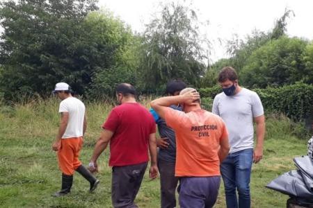 Paraná: la Municipalidad asistió a 40 familias ante el temporal