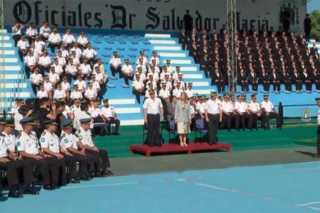 asunción plana mayor Policía de Entre Ríos