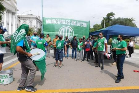 ATE presentó una contrapropuesta a la Municipalidad de Paraná