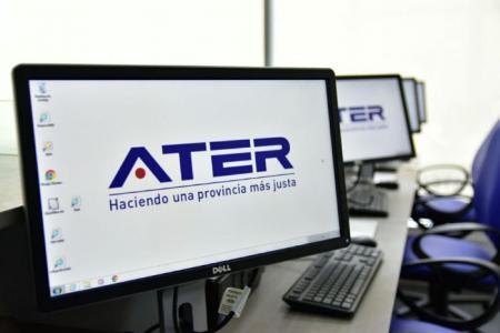 ATER sumó exenciones impositivas a su oferta de servicios web