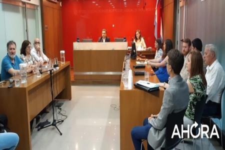 audiencia Municipalidad de Paraná- recolección de residuos