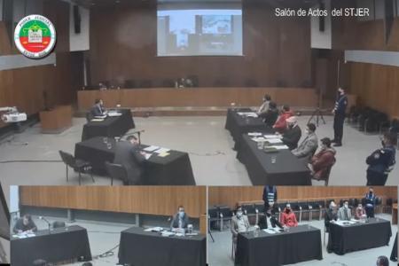 Caso Calleja: el fiscal pidió 90 días de prisión preventiva para los 4 acusados