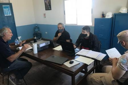 Realizaron la auditoría anual en el Puerto Ibicuy
