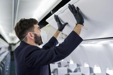El gobierno restringirá vuelos a Estados Unidos, Europa, Brasil y México