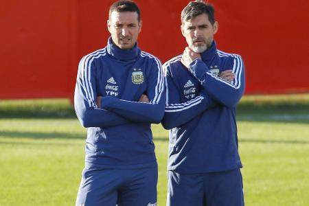 """Ayala: """"Creemos que después de la Copa América este grupo se empezó a hacer fuerte"""""""