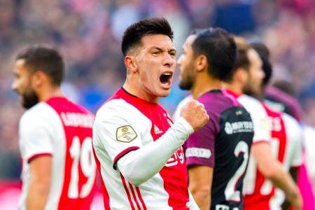 Milan de Italia posó sus ojos en el futbolista entrerriano Lisandro Martínez