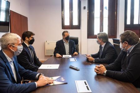 Paraná: la Municipalidad firmó un convenio con el Instituto del Seguro