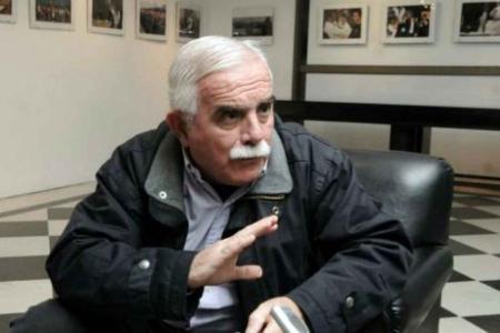 Raúl Barrandeguy es el abogado defensor del ex gobernador Sergio Urribarri.