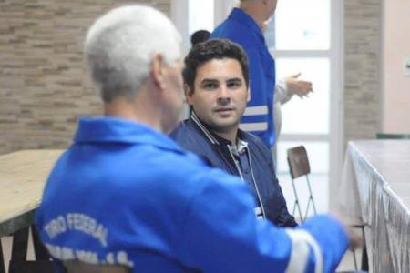 Gustavo Bastian.