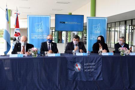 Concepción del Uruguay programa de Becas Municipales